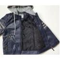 Куртка детская экокожа