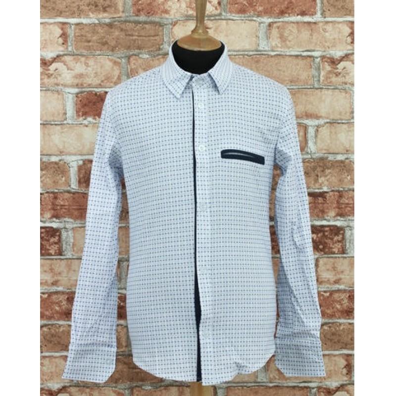 Рубашка белая р.42